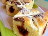 Jednoduché a rychlé těsto na koláč/řezy recept