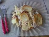 Mleté maso na zelí s brambory recept
