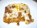 Lasagne s boloňskou omáčkou recept