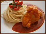 Kuřecí maso v rajské omáčce recept