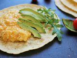 Míchaná vejce s avokádem na kukuřičné tortille recept  TopRecepty ...