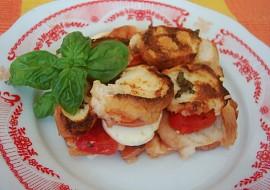 Rajčatová žemlovka recept