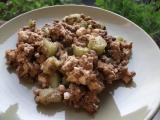 Čočkový salát s tofu recept
