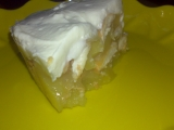 Ananasový dort s piškoty recept