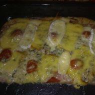 Křehká domácí pizza recept