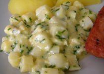 Cibulový míchaný salát recept