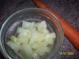 Mrkvový salát s ananasem recept
