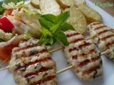 Krůtí kebaby recept