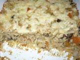 Houbové rizoto se zeleninou recept