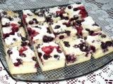 Rychlý litý koláč s čerstvým ovocem recept
