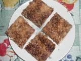 Tvarohový koláč s posypkou recept