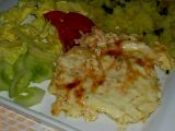 Zapékané kuřecí řezy s kysanou smetanou recept