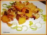 Pohádkové brambory s hlívou recept