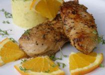 Medová kuřecí prsa sriracha recept
