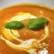 Dýňová polévka s vůní dálek recept