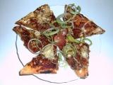 Pizza s mletým masem a se sýrem recept