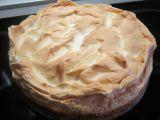 Tvarohový koláč se sněhovou čepicí (pro zaryté dietářky) recept ...