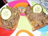 Kuřecí játra na topinky recept