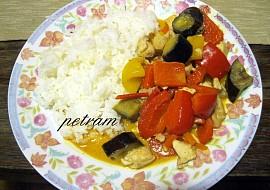 Thajské červené curry à la Yam Yam recept