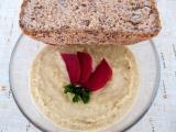 Hummus z instatní cizrnové mouky recept