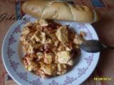 Salát z Hermelínu recept