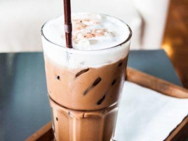 Naše ledová káva