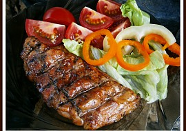 Marináda na maso na gril,nebo pánev recept