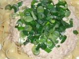 Těstoviny s arašídovou omáčkou recept