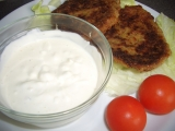 Česnekový dresing recept