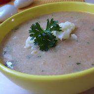 Dobrá květáková polévka recept