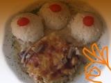 Vepřové plátky ve šťávě z masoxu, zapékané se sýrem recept ...