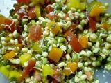 Salát z fazolek mungo recept