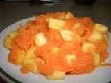 Mrkvovo-ananasový salát recept