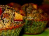 Makové muffiny se švestkami recept