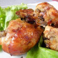 Pečené kuřecí paličky recept