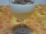 Broskvovo-tvarohovo-smetanový pohár recept