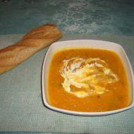 Dýňová polévka z Francie recept