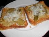 Smaženky z toustového chleba recept