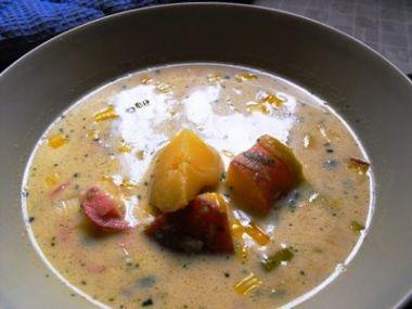 Žebrácká polévka