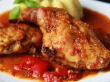 Králík s pikantní omáčkou Piri piri recept