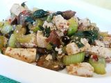 Pikantní tofu recept