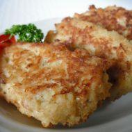 Smažené rybí šišky recept