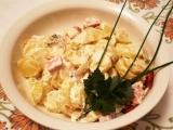 Bramborový salát rodinný recept