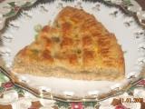 Ořechový koláč s pomerančovou zavařeninou recept