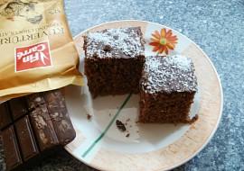 Moučníkovo-čokoládová vychytávka  poleva recept