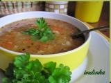 Hlívová polévka se zeleninou recept