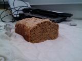 Bezlepkový sedmizrnný kváskový chléb recept