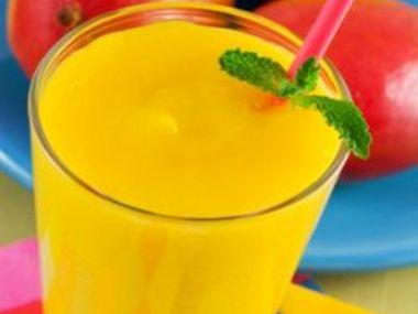Ananásovo-redkovkový kokteil