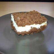 Strouhaný koláč s tvarohem recept