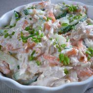 Krůtí salát recept